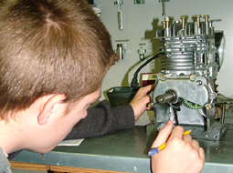 Machinist - Technical Education program